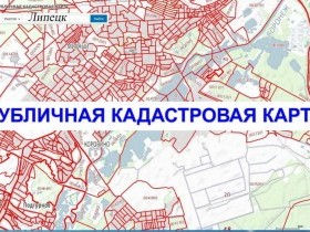 Найти земельный участок поможет публичная кадастровая карта